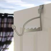 Strong Metal Over Door Laundry/ironin