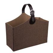 Newspaper & Magazine Rack - News Paper Basket - Newspaper Stand Magazin Box