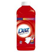 Daz Regular Washing Liquid Laundry Detergent For Whites & Colours, 20 Washes, 1l