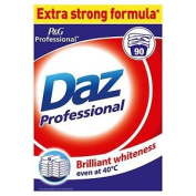 Daz Professional Clothes Washing Powder Extra Strong Laundry Detergent 90 Washes