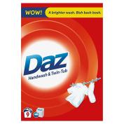 Daz Regular Handwash & Twin Tub Washing Clean Powder Detergent - 960g, 9 Washes