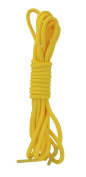 Yellow Sport Round Shoe Laces 2 Pair