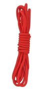 Red Colour Hiking Athletic Sport Shoe Laces 2 Pair