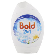 Bold 2-in-1 Crystal Rain With Lenor Freshness Washing Gel Detergent - 16 Washes
