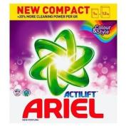 Ariel Actilift Colour Powder - 22 Washes