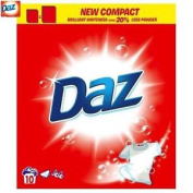 Daz Biological Laundry Powder 650g 10 Wash Clothes Washing Cleaning Home New