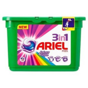 Ariel 3in1 Pods Colour & Style - 19 Washes