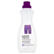 Colourcare Concentrated Laundry Liquid 32 Washes Essential Waitrose 960ml