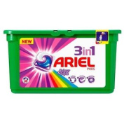 Ariel 3in1 Pods Colour & Style - 38 Washes