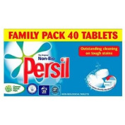 Persil Non Biological Tablets - 20 Washes