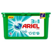 Ariel 3in1 Pods With Febreze - 38 Washes