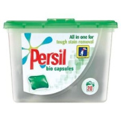 Persil Small & Mighty Biological Liquid Capsules - 20 Washes