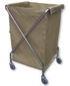 Viva Brite 215l Folding Laundry Trolley