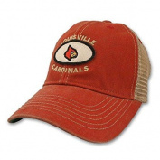 Louisville Cardinals Adjustable Trucker Style Hat/Cap