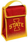 Iowa State Cyclones NCAA Hook and loop Lunch Bag