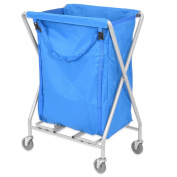 Viva Brite 200 Litre Folding Laundry Trolley