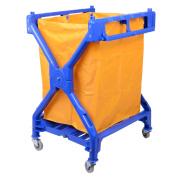 Viva Brite 177l Folding Laundry Trolley