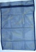 New Kleiber 70 X 50 Cm Extra-large Lingerie Care Washing Bag/ Net Blue