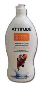 Attitude Washing Up Liquid Citrus Zest 700ml - Hypoallergenic
