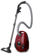 Aeg Asp7120 Silent Performer All Floor Bagged Cylinder Vacuum Cleaner, 700 W -