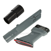 3 In 1 Brush Crevice Upholstery Vacuum Cleaner Tool For Aeg Hoover
