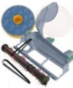 Bartyspares® Service Kit For Dyson Dc07 Non Brush Control Vacuum Cleaners Brush