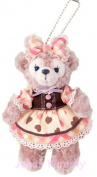 With badge ShellieMay sweet duffy Tokyo DisneySea-limited Disney resort souvenir bag including the 2017 sherry May sewing