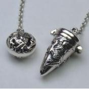 A dragon design for the silver 925 pendulum B type dowsing!