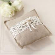 Vintage Affair - Ring Cushion