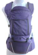 OGTOP Four Seasons GM Shoulders Baby Lapel Strap Front-mounted Multi-functional,Purple