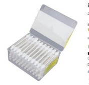 Baby Safety Cotton Buds Box