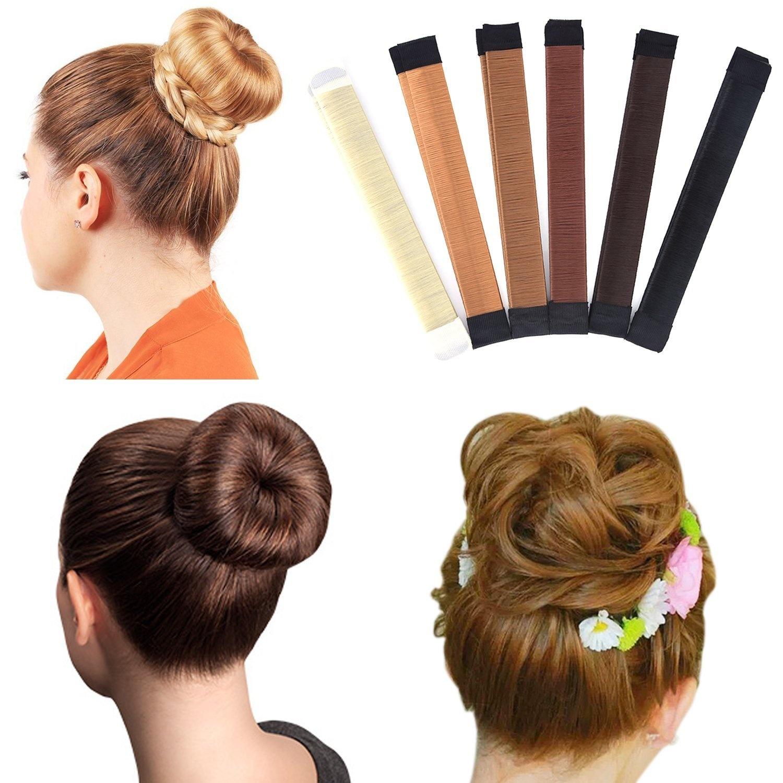 Simple Hair Bun Maker 1 Pack Women Girls Kids Easy Hair Styling