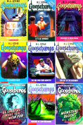 Goosebumps Series Horror Books Set-Brand New 1-62 Pbs by R L Stine