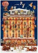 House In A Christmas Dream ~ Magical Xmas Toy Factory Card Advent Calendar