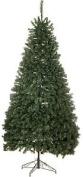 Festive Pop Up Christmas Tree 150 Cm Green