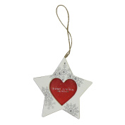 Star Photo Frame - Xmas Tree Decoration Christmas Luxery Nice Picture New