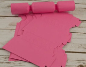 12 Mini Rose Pink Make & Fill Your Own Cracker Boards