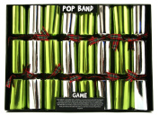8 Pop Band Christmas Crackers
