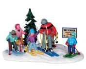 Lemax Christmas Village Ski School