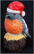 Christmas Robin Ornament Polyresin Christmas