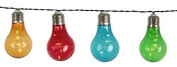 "Star Garden Decoration, Led Light Chain ""dura Lights Party Balls"", Colourful, 320"