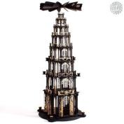 Damasu Bs_pyg7sg Christmas Pyramid Kit For Self-assembly 7-tier [ German ]