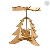 Damasu Bs_py16 Christmas Decoration Kit Pyramid Angel