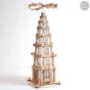 Damasu Bs_pyg7nn Christmas Pyramid Kit For Self-assembly 7-tier [ German ]