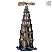 Damasu Bs_pyg7bn Christmas Pyramid Kit For Self-assembly 7-tier [ German ]