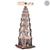 Damasu Bs_pyg7dn Christmas Pyramid Kit For Self-assembly 7-tier [ German ]