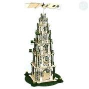 Damasu Bs_pyg6gnt Christmas Pyramid Kit For Self-assembly 6-tier [ German ]
