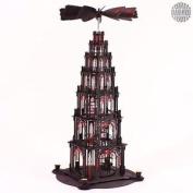 Damasu Bs_pyg6srt Christmas Pyramid Kit For Self-assembly 6-tier [ German ]