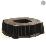 Damasu Bs_pyub02 Christmas Pyramid Base Kit For Self-assembly Black Stain[ ]