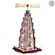 Damasu Bs_pyg5rn Christmas Pyramid Kit For Self-assembly 5-tier [ German ]